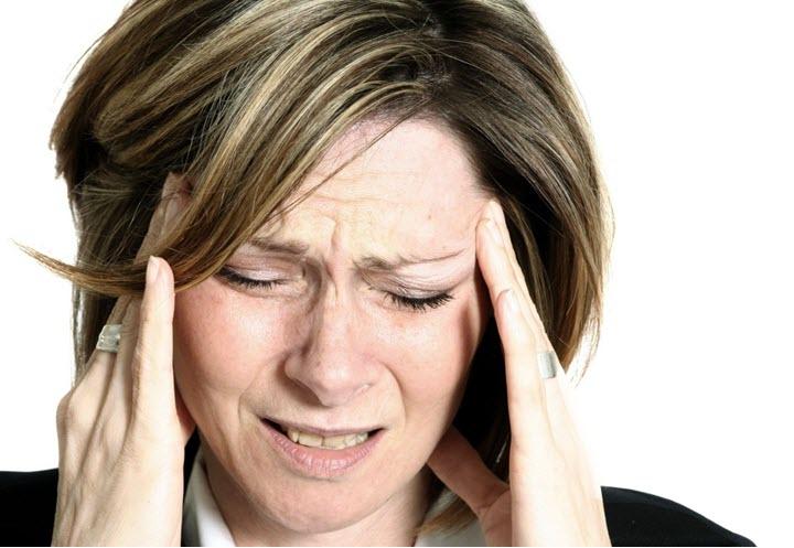 Резкая боль в голове на несколько секунд
